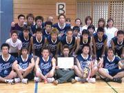 関西外国大学バスケットボール部