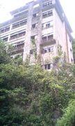 笠置観光ホテルと大型廃墟