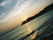 逗子海岸「夕焼けオフの会」