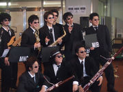 MIB---Men in Brass