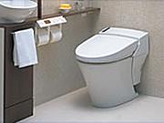 水洗トイレの会