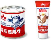 コンデンスミルク (缶入り)