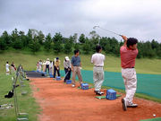 2007FGOLFスクラッチ選手権大会