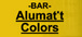 下北沢 BAR Alumatt colors