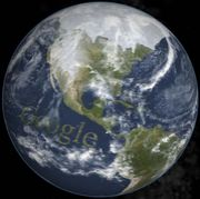 google earth♪