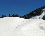 石川のスキー場