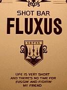 SHOT BAR 『FLUXUS』