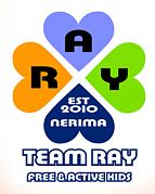 ☆TEAM RAY☆ストライダーキッズ