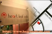 Heart ��eaf cafe