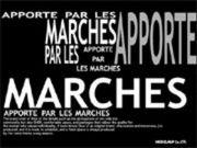 APPORTE PAR LES MARCHES