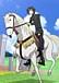 白馬の皇子ルルーシュ