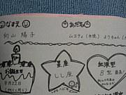 3年4組向山陽子とキスし隊の会