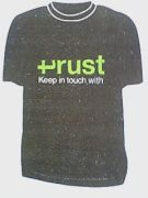 trust (keep in touch with・・)