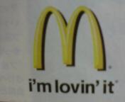 一人でマクドナルド