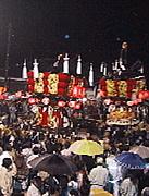 乙島祭り(戸島神社秋季例大祭)