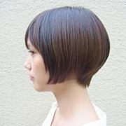 日本髪型ショートカッ党