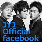 JYJ Official facebook