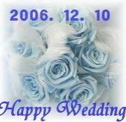 2006.12.10 Happy Wedding