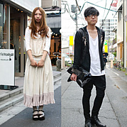 【名古屋】お洒落ファッション