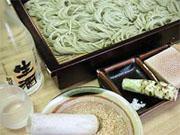 新潟へぎ蕎麦