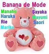 ゚*.+。Banana de Mode。+.*゚