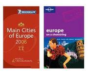 お伴はミシュラン&Lonely Planet