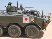 装 輪 装甲車