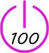 リスタ100