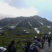 富山県の山