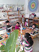 街の小さな図工室Ubirr