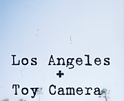 Los Angeles + Toy Camera