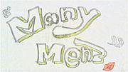 """Many Menz"""