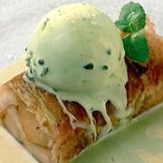 ピスタチオ・アイスクリーム