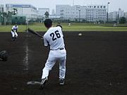 草野球チーム ストライク3