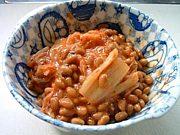 キムチ納豆派