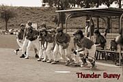 女子野球チーム サンダーバニー