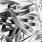 指パッチン!神多羅木先生!!