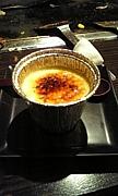 「きん太」の焼プリン