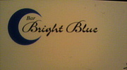 Bar Bright Blue