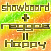 スノボー+レゲエ=幸せ