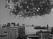 風船怪獣 バルンガ