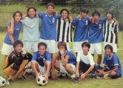 永田中サッカー部☆