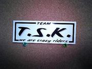 T.S.K. ツーリングチーム♪