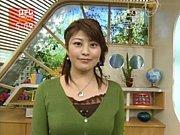 森麻季さん(日テレアナ)