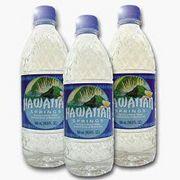 ハワイの水