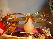 おしゃれ眼鏡