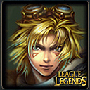Ezreal【League of Legends】