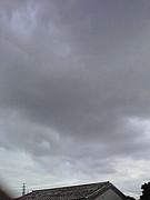 曇りと雨の日は眠くなる