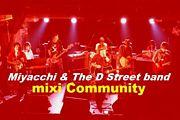 Miyacchi & The D Street band