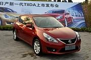 最新型 日産ティーダ TIIDA 2011